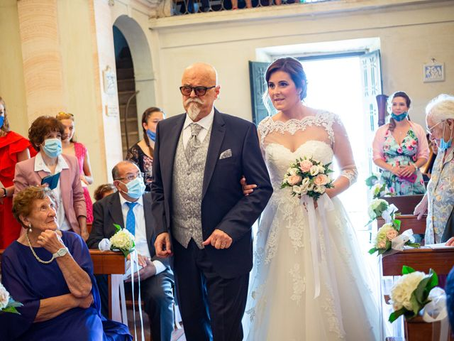Il matrimonio di Thomas e Irene a Cuasso al Monte, Varese 33