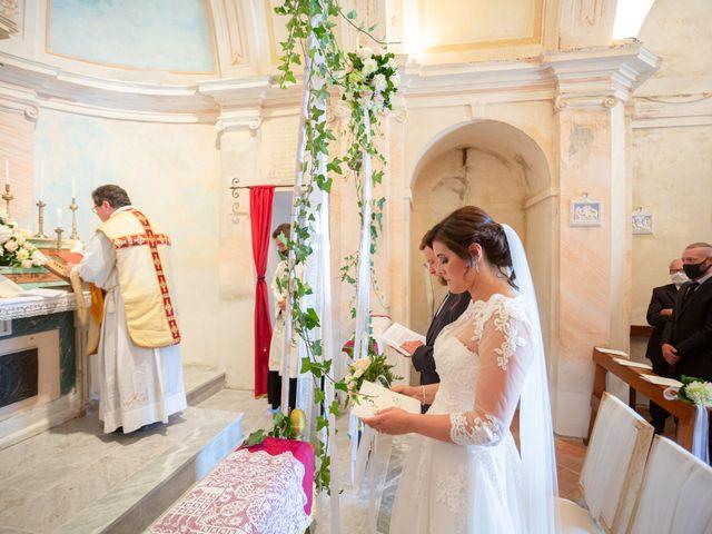 Il matrimonio di Thomas e Irene a Cuasso al Monte, Varese 42