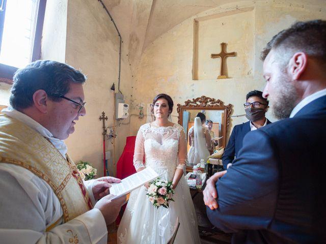 Il matrimonio di Thomas e Irene a Cuasso al Monte, Varese 44