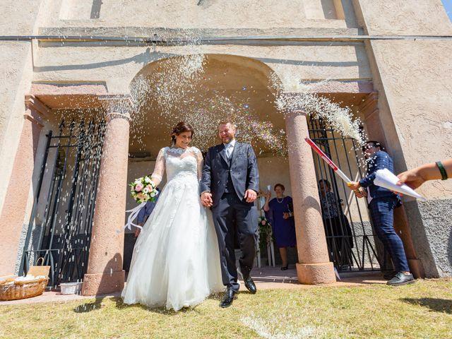 Il matrimonio di Thomas e Irene a Cuasso al Monte, Varese 46