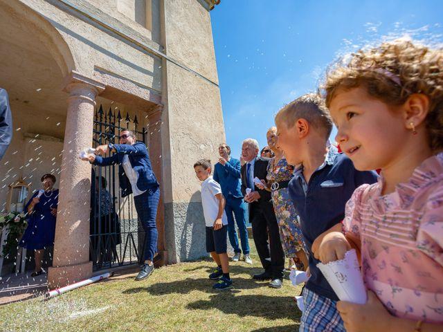 Il matrimonio di Thomas e Irene a Cuasso al Monte, Varese 47