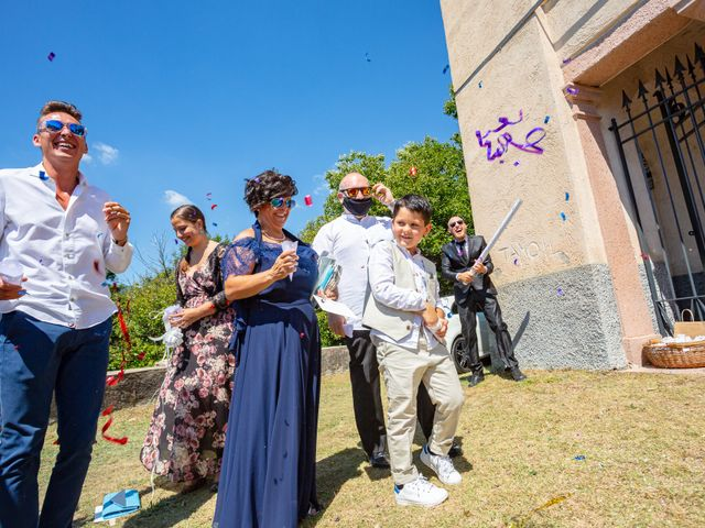 Il matrimonio di Thomas e Irene a Cuasso al Monte, Varese 48