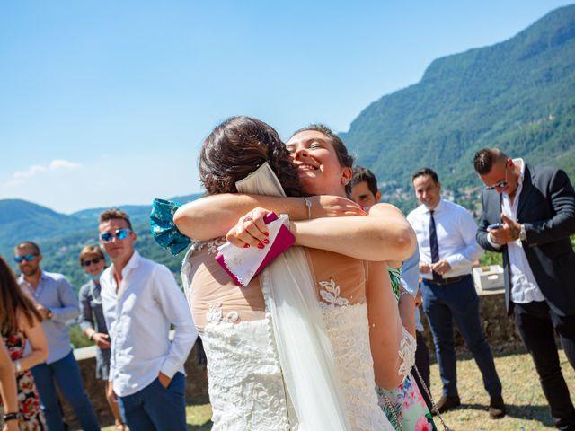 Il matrimonio di Thomas e Irene a Cuasso al Monte, Varese 51
