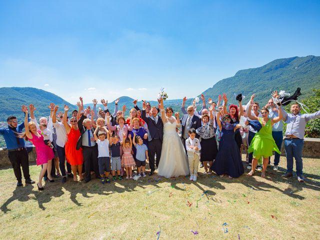 Il matrimonio di Thomas e Irene a Cuasso al Monte, Varese 56