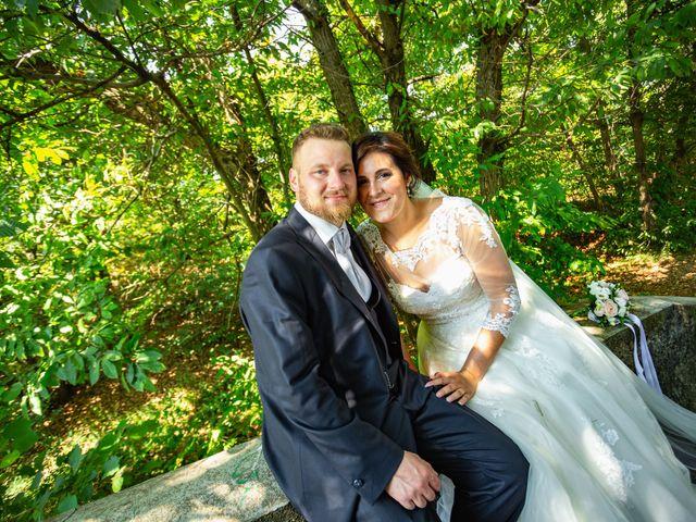 Il matrimonio di Thomas e Irene a Cuasso al Monte, Varese 60