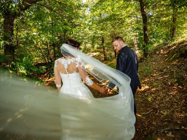 Il matrimonio di Thomas e Irene a Cuasso al Monte, Varese 61