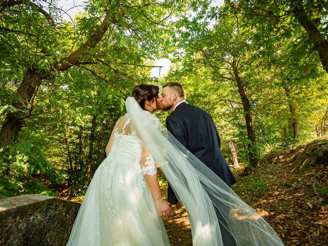 Il matrimonio di Thomas e Irene a Cuasso al Monte, Varese 62
