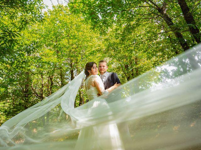 Il matrimonio di Thomas e Irene a Cuasso al Monte, Varese 64