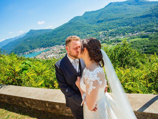 Il matrimonio di Thomas e Irene a Cuasso al Monte, Varese 65