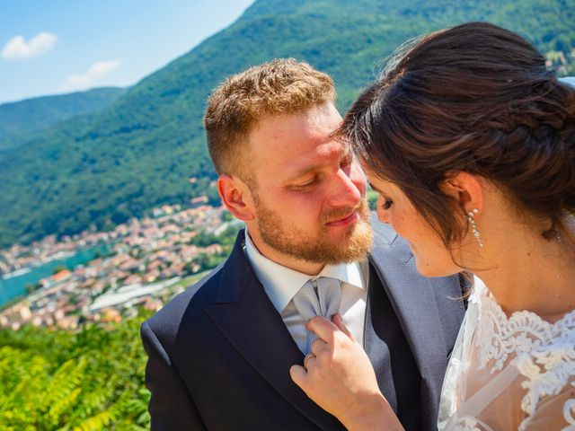 Il matrimonio di Thomas e Irene a Cuasso al Monte, Varese 66