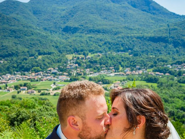 Il matrimonio di Thomas e Irene a Cuasso al Monte, Varese 67