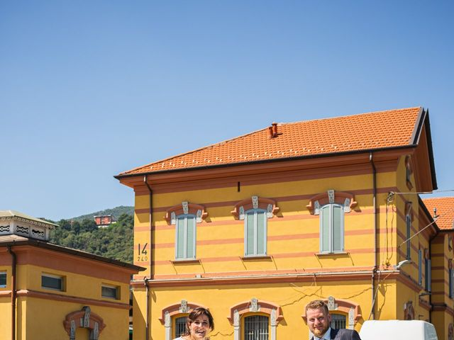 Il matrimonio di Thomas e Irene a Cuasso al Monte, Varese 69