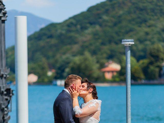 Il matrimonio di Thomas e Irene a Cuasso al Monte, Varese 71