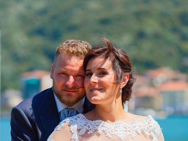 Il matrimonio di Thomas e Irene a Cuasso al Monte, Varese 73