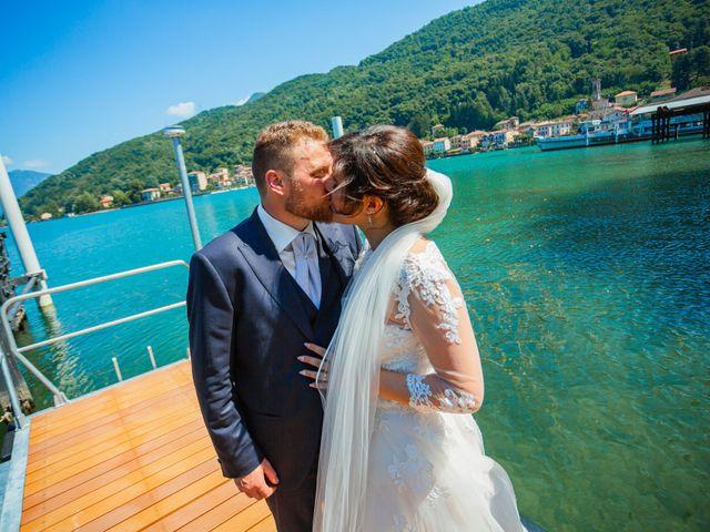Il matrimonio di Thomas e Irene a Cuasso al Monte, Varese 74