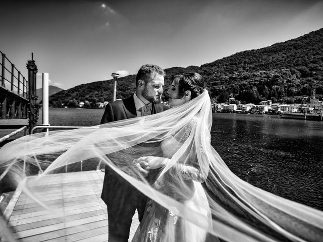 Il matrimonio di Thomas e Irene a Cuasso al Monte, Varese 76