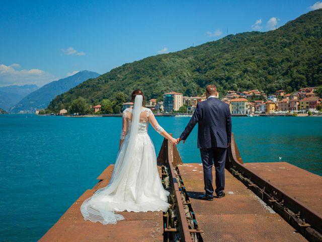 Il matrimonio di Thomas e Irene a Cuasso al Monte, Varese 79