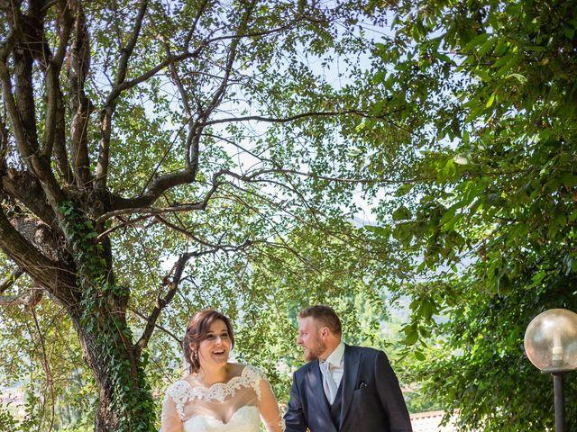 Il matrimonio di Thomas e Irene a Cuasso al Monte, Varese 81