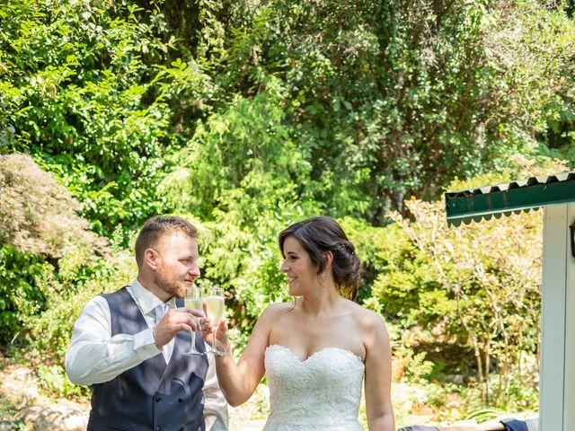 Il matrimonio di Thomas e Irene a Cuasso al Monte, Varese 83