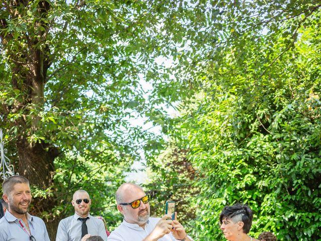 Il matrimonio di Thomas e Irene a Cuasso al Monte, Varese 84
