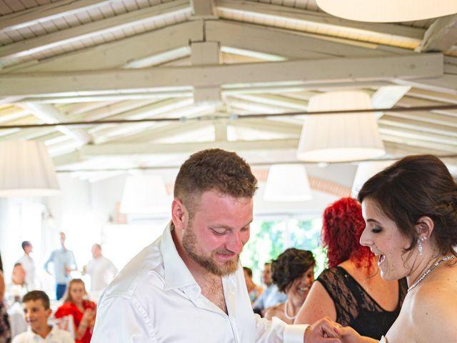 Il matrimonio di Thomas e Irene a Cuasso al Monte, Varese 108