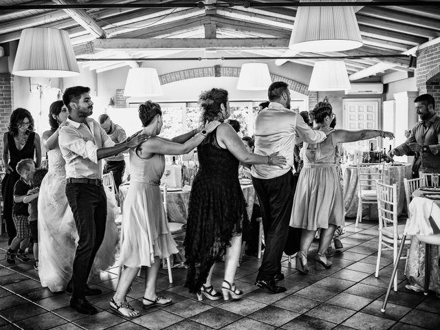 Il matrimonio di Thomas e Irene a Cuasso al Monte, Varese 110