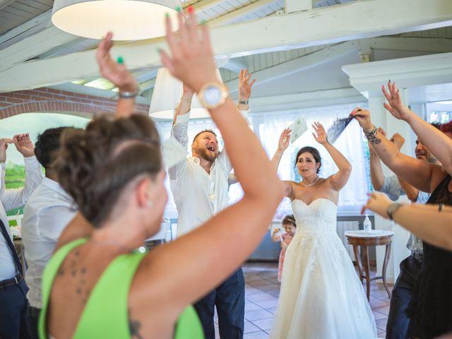 Il matrimonio di Thomas e Irene a Cuasso al Monte, Varese 115