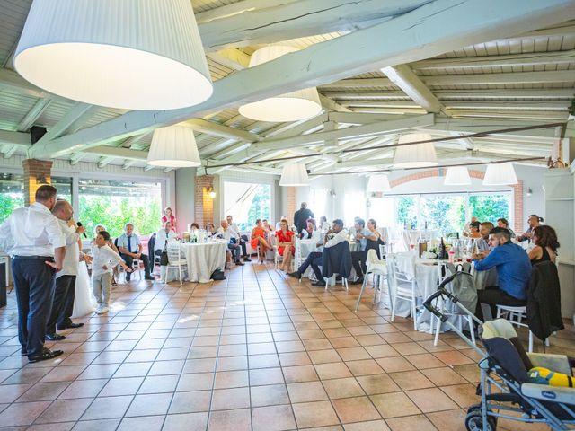 Il matrimonio di Thomas e Irene a Cuasso al Monte, Varese 117