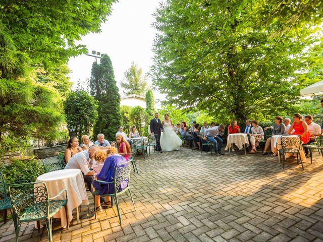 Il matrimonio di Thomas e Irene a Cuasso al Monte, Varese 121
