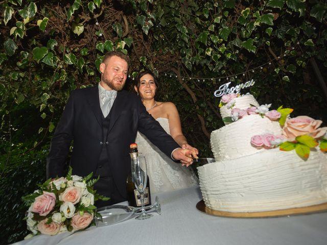 Il matrimonio di Thomas e Irene a Cuasso al Monte, Varese 122