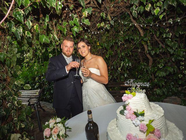 Il matrimonio di Thomas e Irene a Cuasso al Monte, Varese 125