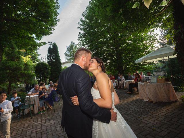 Il matrimonio di Thomas e Irene a Cuasso al Monte, Varese 126