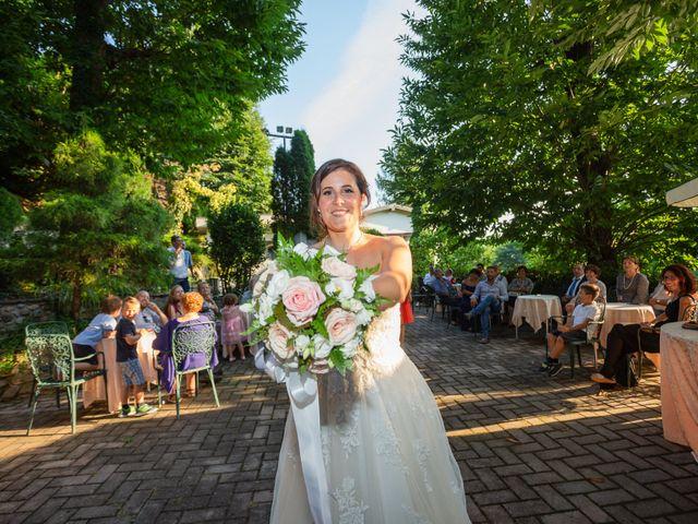 Il matrimonio di Thomas e Irene a Cuasso al Monte, Varese 127