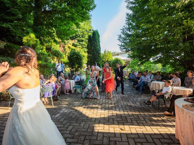 Il matrimonio di Thomas e Irene a Cuasso al Monte, Varese 128