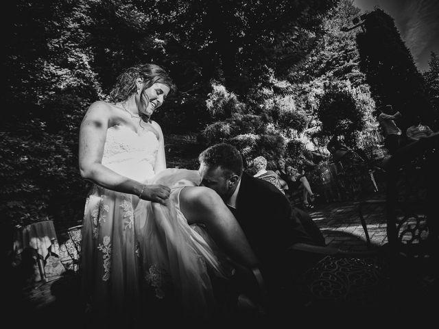 Il matrimonio di Thomas e Irene a Cuasso al Monte, Varese 130
