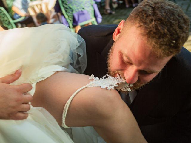 Il matrimonio di Thomas e Irene a Cuasso al Monte, Varese 131