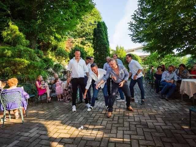 Il matrimonio di Thomas e Irene a Cuasso al Monte, Varese 132