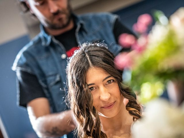 Il matrimonio di Davide e Ilaria a Ghedi, Brescia 5
