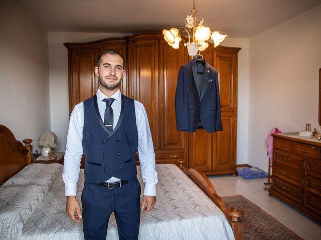 Il matrimonio di Davide e Ilaria a Ghedi, Brescia 11