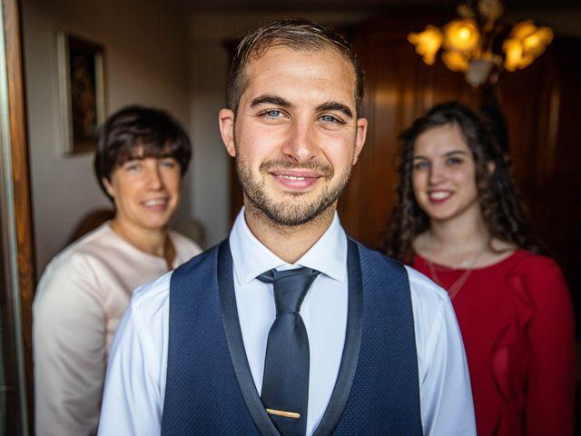 Il matrimonio di Davide e Ilaria a Ghedi, Brescia 15