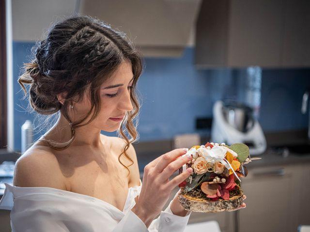 Il matrimonio di Davide e Ilaria a Ghedi, Brescia 24