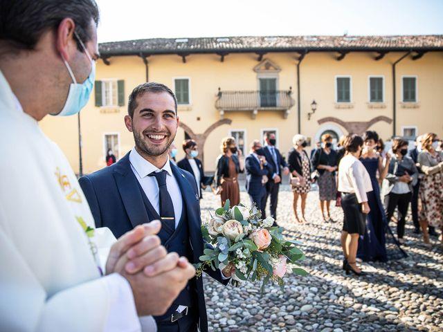 Il matrimonio di Davide e Ilaria a Ghedi, Brescia 27
