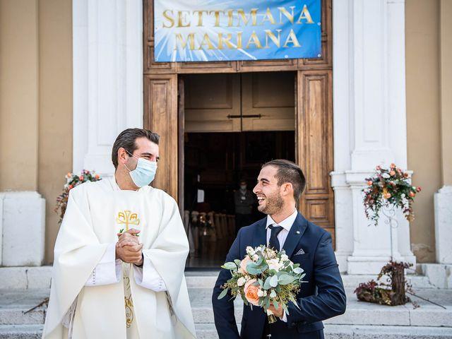 Il matrimonio di Davide e Ilaria a Ghedi, Brescia 28
