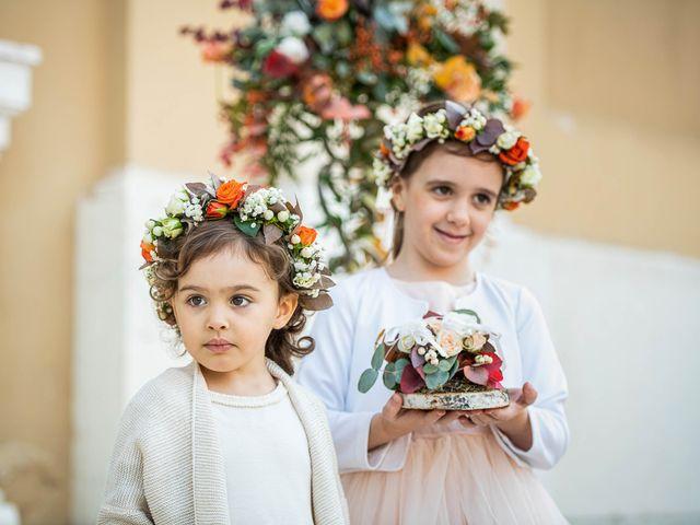 Il matrimonio di Davide e Ilaria a Ghedi, Brescia 30