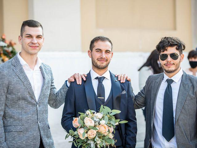 Il matrimonio di Davide e Ilaria a Ghedi, Brescia 32