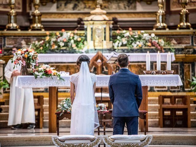 Il matrimonio di Davide e Ilaria a Ghedi, Brescia 35