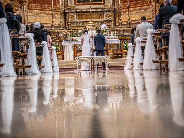 Il matrimonio di Davide e Ilaria a Ghedi, Brescia 36