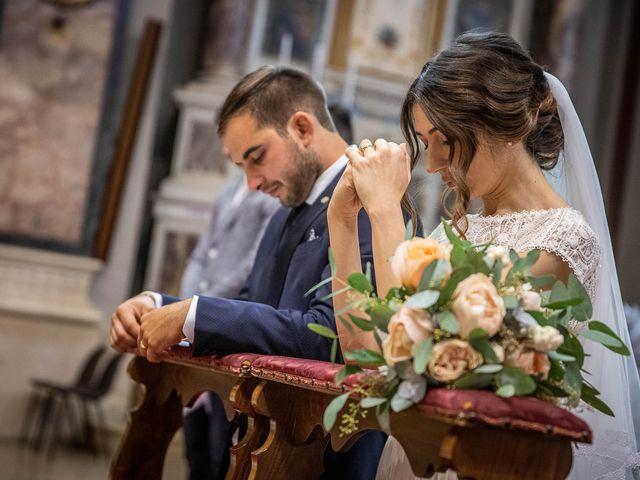 Il matrimonio di Davide e Ilaria a Ghedi, Brescia 45