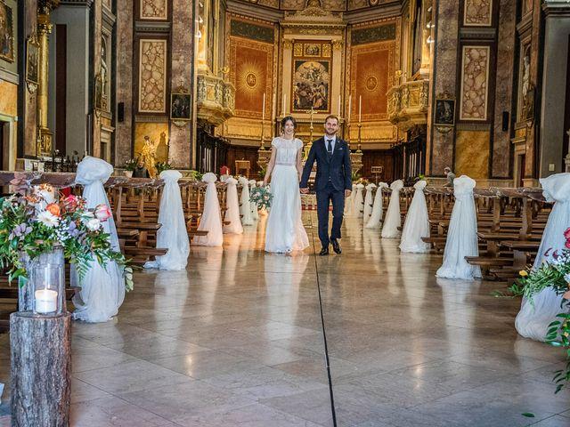 Il matrimonio di Davide e Ilaria a Ghedi, Brescia 47