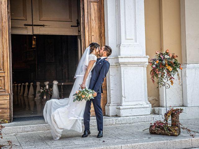 Il matrimonio di Davide e Ilaria a Ghedi, Brescia 48
